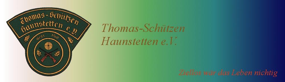 Thomas-Schützen Haunstetten e.V.